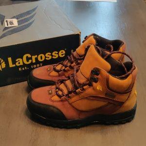 Men's Lacrosse Quantum Brown Boots